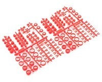 S353 Series Colorful Plastic Inserts Set (Red) (2 SET)