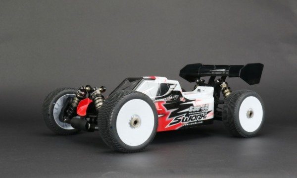 SWORKz S35-4E 1/8 Pro Brushless Buggy Kit