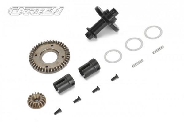CARTEN M210 Complete Spool / Solid axle set (1)