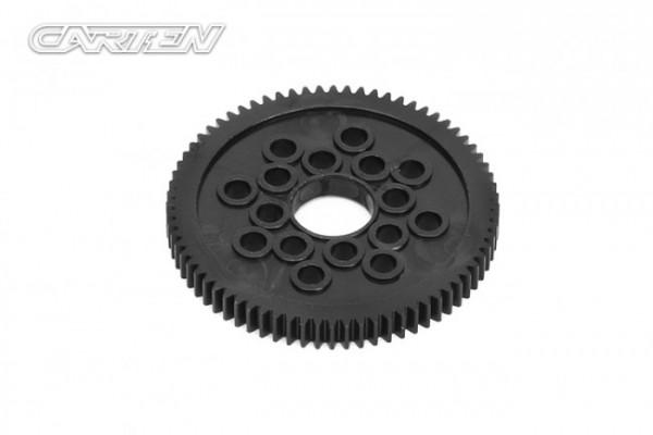 CARTEN M210 Spur Gear Nylon 72T (48db)
