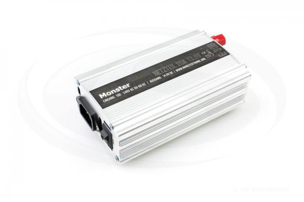 Power source 240VAC / 20A 13.8V DC